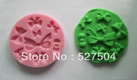 Free Shipping 1PCS butterfly shaped Chocolate Candy Jello 3D Mold Mould Cartoon Figre/cake tools,C065