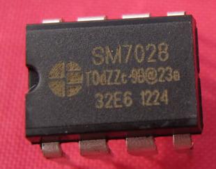 Original of beauty power chip beauty sm7028 ultra-thin movement power chip sm7028(China (Mainland))