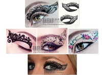 Eye rock eyeliner eye shadow stickers double eyelid 1 bag 1