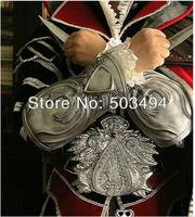 Free Shipping 1pc NECA Assassin's Creed Hidden Blade Brotherhood Ezio Auditore Gauntlet Replica Cosplay Chritmas Gift