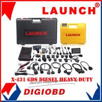 100% Orignial Heavy Duty Truck Diagnotic Tool Launch X431 GDS Diesel WIFI Multi-functional X-431 GDS internet Update