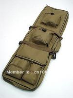"48"" single Rifle Carrying Case Gun Bag Coyote Brown free ship"