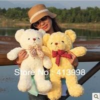 Free shipping! 40cm Teddy Bear Stuffed Plush Toys Teddy Plush Dolls Birthday/Christmas Gift