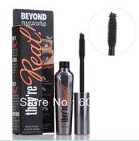 wholesale  100pcs/lot Hot sale New They're Real Beyond Mascara!8.5gwith brand name+Free DHL/EMS