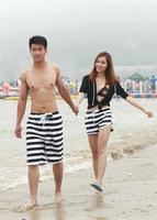 Board shorts man  2013Lovers Board Shorts Quick-drying Beach Shorts Fashion shorts for Lovers women mens swim shorts