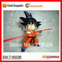 2015 New Dragon Ball Z Action Figures Japan Anime Goku Dragonball Model Toys For Children Kids Baby Toy Gift
