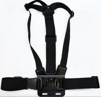F05746 OEM Pectoral Girdle Chest Fitted Shoulder Strap For Gopro Hero 3 2 1 Sport Camera + Free shipping