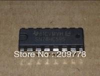 Free Shipping--SN74HC595N  5pcs/lot  TI DIP-16  sn74hc595n  74hc595  IC SHIFT REGISTER 8BIT  - 100% New & original