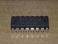 Free Shipping--SN74HC595N  100pcs/lot  TI DIP-16  sn74hc595n  74hc595  IC SHIFT REGISTER 8BIT  - 100% New & original
