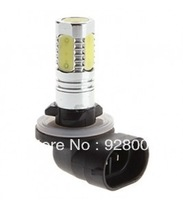 881 8W 450-500LM White Light LED Bulb for Car Fog Lamp (12V)