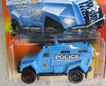 FREE SHIPPING Car matchbox alloy car model mb swat truck armored car 11 - 59