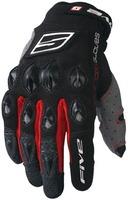 2013 five gloves red black stunt racing gloves komine