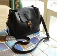 HOT 2013 New Fashion Women Handbag High Quality Leather Shoulder Bag Women's Messenger Bag 14
