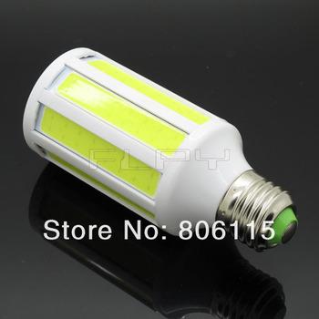 Free shipping High Power 10W 12W 15W COB SMD LED Corn Bulb Light E27/E14 led bulb Lamp warm white cool white