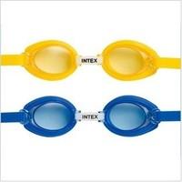 Intex55690 submersible mirror anti-uv anti-fog adult swimming goggles child goggles