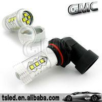 80W High Power 9005/9006/HB3/HB4 Car LED, CREE Car LED Light, 12~24V Car LED Lighting