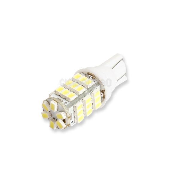 T10 42SMD 1206 LED Car White Light Side Wedge Bulb Lamp Light Auto Bright #gib(China (Mainland))