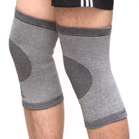 Free shipping Bamboo charcoal kneepad elbow wrist support ankle support set air conditioning thermal sports