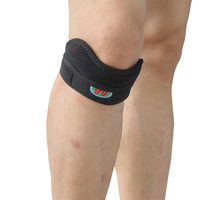 Free shipping 5060 basketball badminton sports kneepad belt kneepad single