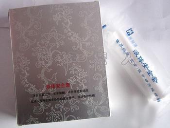 The beth health antibacterial liquid condom contraceptive suppository female condoms for women
