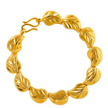 005 gold accessories gold plated bracelet marriage accessories gold female bracelet new arrival gold bracelet