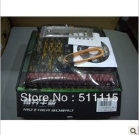 ASL popular N61S AM2 DDR2 C61 integrated graphics package complete accessories super 780 N68