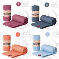 Yoga blanket eco-friendly slip-resistant sweat absorbing thickening yoga towel yoga