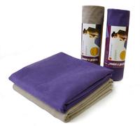 Protomere yoga mat towel super sweat absorbing yoga blanket yoga mat towel thickening