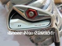 2012 New Right Golf Clubs R 11 irons Set 4-P.A.S(9pc)DynamicGold S300/Flex steel/shaft,Free Shipping