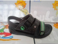 Child sandals male child sandals genuine leather children shoes boy child summer  37
