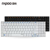 Rapoo e9070 ultra-thin wireless keyboard chocolate pen keyboard single multimedia keyboard