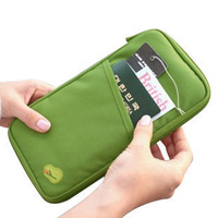 Carry bag multi-purpose paper clip cosmetic bag in bag card holder storage bag a037
