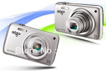 Free Shipping Aigo F570 Patriot Digital Camera 2.7 inch 1400 Mega Pixels Original HD Digital Video Camera