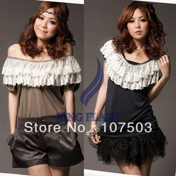Женская футболка Brand new & 3 11146 11146# сетевая карта dell broadcom 5720 qp 540 11146 540 11146