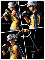 2013 Brand New Free Shipping 2013 Brand New One Piece POP DX Trafalgar Law 9 inch PVC Figure
