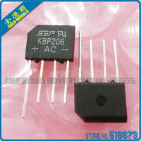 KBP206 bridge rectifier 2A600V