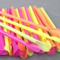 cochleare straw jelly straw hookah belt cleaning  spoon straw