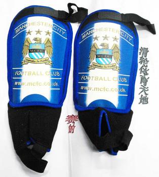 Football protective gear flanchard shin guard ankhs dykeheel sports