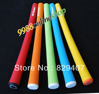 Wholesale New LOMIC Golf Grip 100pcs/lot Can mix color.10pcs/color, blue,white,black,yellow,orange,green,blue Free Shipping