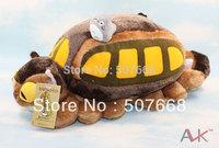 EMS 10pcs/Lot 14'' My Neighbor Totoro Ghibli Plush Cat Bus Plush Dolls Toys Christmas Gifts