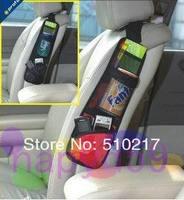 9pcs Car organizer waterproof multifunctional seat side pockets car seatback bag storage bag debris bag side bag car accessories
