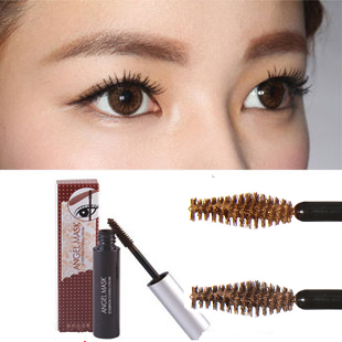 Angel mask eyebrow dye cream waterproof durable two-color eyebrow gel