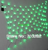 Waterproof Solar Power LED net light