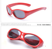The Best Children Eye Glasses UV Protection Sunglasses for Kids Colorful Frames PC Polarized Lens 33X4MM SMTS007