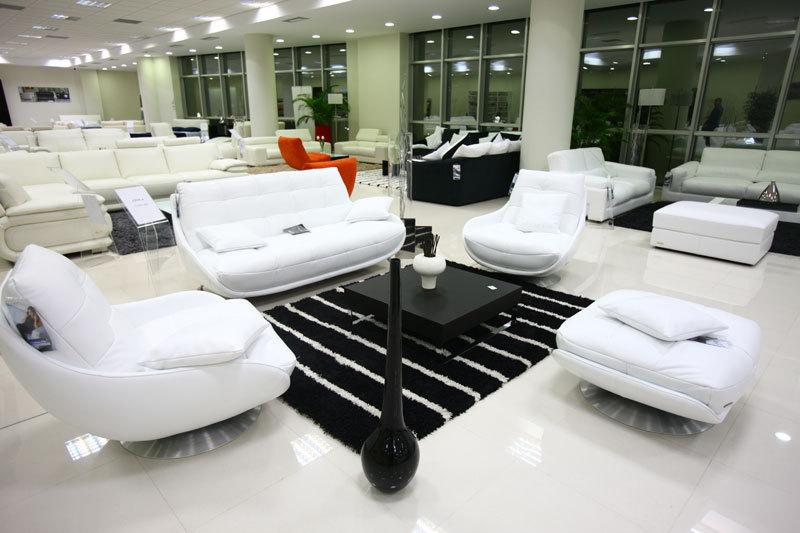 european modern leather sectional sofa home furniture(China (Mainland))