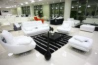 european modern leather sectional sofa home furniture