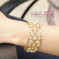 Neoglory accessories fashion stenciling wide bracelets