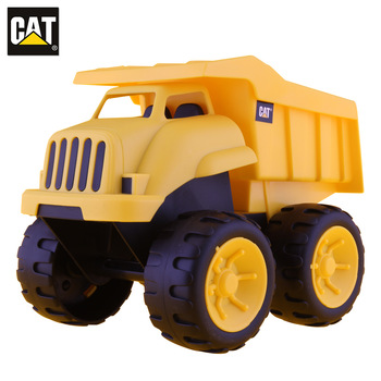 Cat truck mining machine tractor road car tractor toy car toy