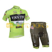 Free Shipping 2013 vini fantiniBlack Unisex new Styles Team Jersey bike bicycle clothing Team cycling Jersey Short  D005648