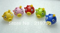 MINI Pig MP3 Player with Micro TF/SD card Slot with mini MP3 no earphone no usb DHL free shipping 1500pcs/lot